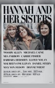 Проект Cinemascope: Ханна и ее сестры